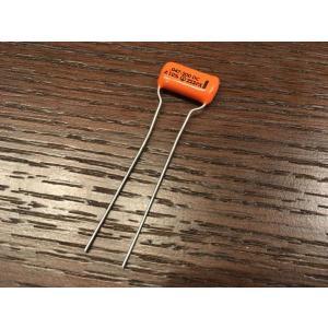 ビンテージ Sprague Orange Drop .047 200v コンデンサ 新品
