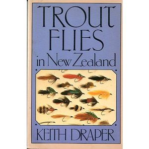 TROUT FLIES in New Zealand