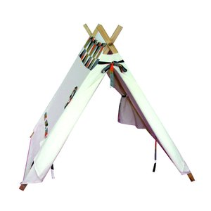PNT-2 窓アリ パンナー(木枠)子供用可愛いテント!キッズ室内用/おもちゃ/ままごと/秘密基地/知育玩具/木製|pulsejapan