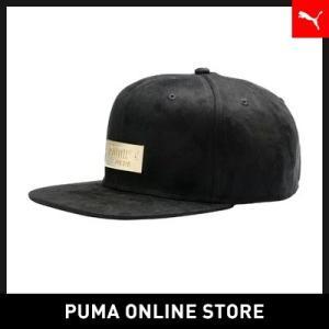 プーマ PUMA プーマ スウェード プレミアム キャップ【男女兼用 帽子 CAP】...