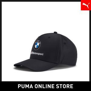 プーマ PUMA BMW M MSP キャップ 男女兼用 BMW 帽子 キャップ 2018年秋冬|puma