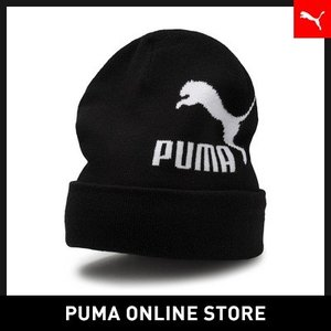 プーマ PUMA アーカイブ ロゴ ビーニー 男女兼用 帽子 ニット帽 2018年秋冬|puma