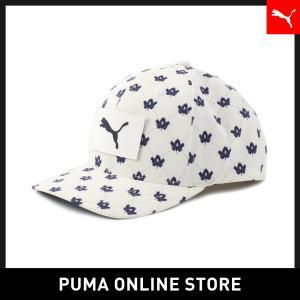 プーマ PUMA ゴルフ ユーティリティ パッチ 110 キャップ SB メンズ ゴルフ 帽子 キャップ 2019年春夏 19SS|puma