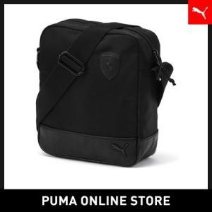 プーマ PUMA フェラーリ LS ポータブル 男女兼用 フェラーリ ショルダーバッグ 2018年秋冬|puma