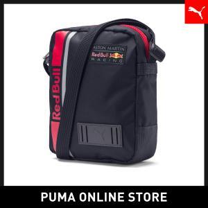 プーマ PUMA AMRBR レプリカ ポータブル メンズ レディース レッドブル ショルダーバッグ 2019年春夏 19SS|puma