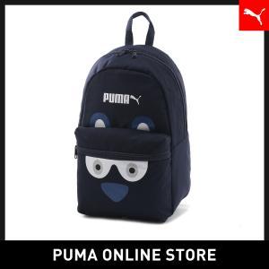 プーマ PUMA キッズ プーマ モンスターバックパック (13L) キッズ バッグ バックパック リュック 2019年秋冬新作 19FH|puma