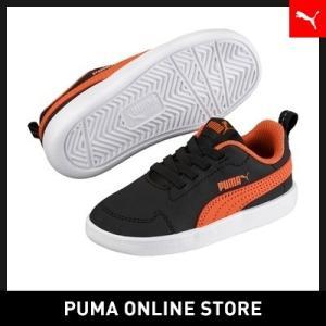 プーマ PUMA キッズ コートフレックス ベビー (12-16cm) キッズ スニーカー シューズ|puma