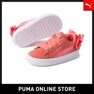 プーマ PUMA スウェード BOW AC インファント キッズ スウェード シューズ スニーカー 2018年春夏|puma