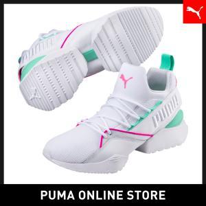 プーマ PUMA プーマ ミューズ マイア ストリート1 ウィメンズレディース スニーカー シューズ2018年秋冬|puma