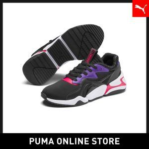 プーマ PUMA プーマ ノーヴァ SCI-FI ウィメンズ スニーカー レディース ランニング ス...