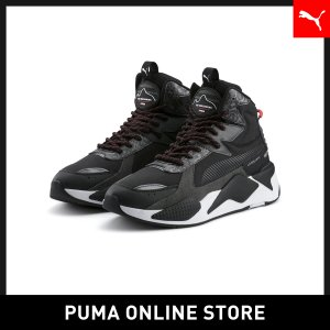 プーマ PUMA PUMA x LES BENJAMINS RS-X ミッド スニーカー メンズ レ...