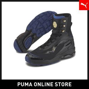 プーマ PUMA PUMA x BALMAIN CELL ステラー ミッド スニーカー レディース ...