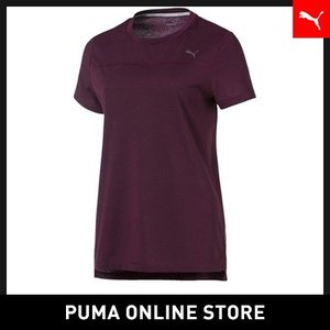 プーマ PUMA SS Tシャツ_Wレディース ランニング トップス 半袖Tシャツ2018年秋冬|puma