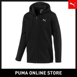 プーマ PUMA VENT ウインター フーデット ジャケット メンズ トレーニング アウター 2018年秋冬|puma