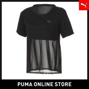 プーマ PUMA A.C.E. リヴィール Tシャツ レディース トレーニング トップス 半袖Tシャツ 2018年秋冬|puma