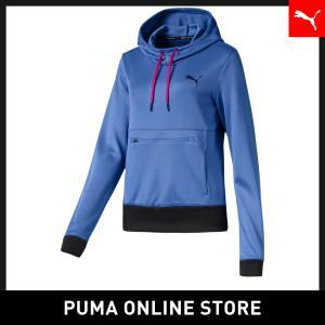 プーマ PUMA SHIFT ウィメンズ トレーニング フーディー レディース トレーニング トップ...