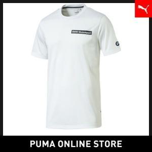 プーマ PUMA BMW MS スピードキャット Tシャツ【メンズ BMW トップス Tシャツ】2018年春夏...