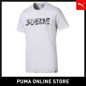 プーマ PUMA スウェードセレブレーション Tシャツ【メン...