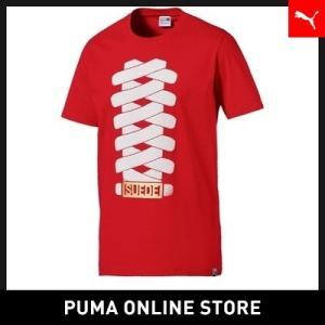 プーマ PUMA スウェード Tシャツ【メンズ トップス T...