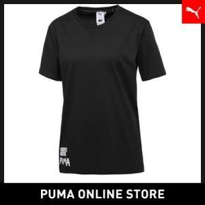 プーマ PUMA PUMA x SHANTELL MARTIN TEE レディース シャンテル・マーティン トップス 半袖Tシャツ 2018年秋冬|puma
