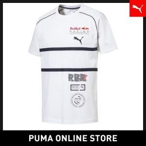 プーマ PUMA RED BULL RACING スピードキャット EVO Tシャツ メンズ レッドブル トップス 半袖Tシャツ 2018年秋冬|puma