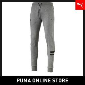 プーマ PUMA フェラーリ スウェット パンツ CC メンズ フェラーリ スウェットパンツ 2018年秋冬|puma
