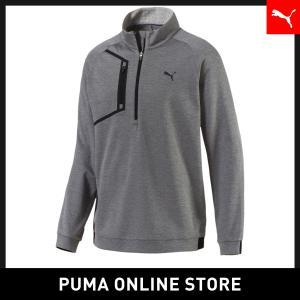 プーマ PUMA ゴルフ ENVOY 1/4 ジップ メンズ ゴルフ アウター 2018年秋冬|puma