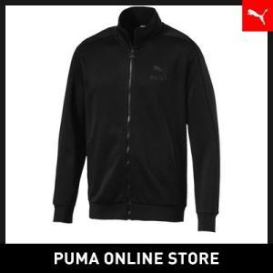 プーマ PUMA CLASSICS T7 トラックジャケット メンズ アウター トラックジャケット 2018年秋冬|puma
