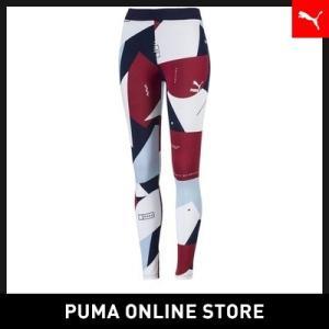 プーマ PUMA CLASSICS レギンス AOP レディース タイツ レギンス 2018年秋冬|puma