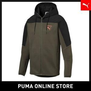 プーマ PUMA PUMA PACE フーデッドジャケット メンズ トップス パーカー 2018年秋冬|puma