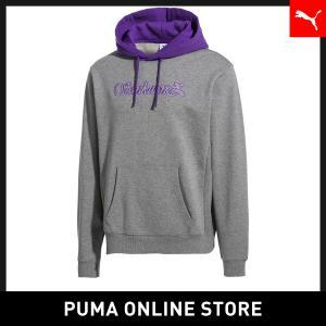 プーマ PUMA X SANKUANZ UNISEX HOODIE メンズ サンクアンズ トップス パーカー 2019年春夏 19SSの商品画像|ナビ