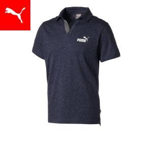 プーマメンズ ポロシャツ PUMA ESS+ オープンポロシャツ 半袖  2020年春夏新作 20S...