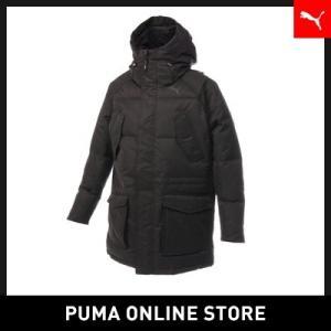 プーマ PUMA オーバーサイズ500ダウンジャケット【メンズ アウター 中綿】...