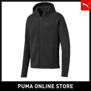 プーマ PUMA フェラーリ フーデッド スウェット ジャケット メンズ フェラーリ トップス パー...