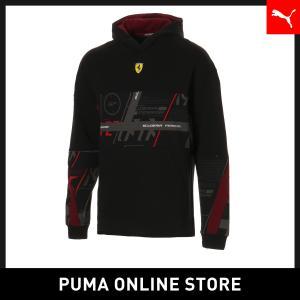 プーマ PUMA フェラーリ ストリート フーディー メンズ フェラーリ トップス パーカー 201...