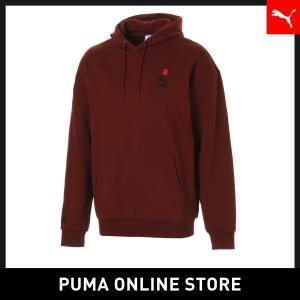 プーマ PUMA PUMA X TGF HOODY メンズ レディース ゴッドファーザー トップス ...
