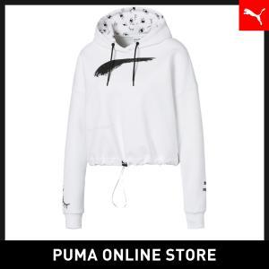 『送料無料 期間限定』プーマ PUMA PUMA x MAYBELLINE ウィメンズ フーディー ...