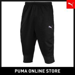 プーマ PUMA FTBLNXT 3/4 パンツ メンズ サッカー トレーニングパンツ 2018年秋冬|puma