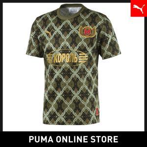 プーマ PUMA MOSCOW シャツ メンズ サッカー  トップス 2020年春夏新作 20SS