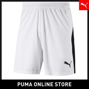 プーマ PUMA LIGA ゲームパンツ メンズ サッカー ハーフパンツ 2019年春夏 19SS
