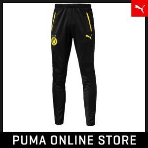 プーマ PUMA BVB トレーニングパンツ【メンズ サッカ...