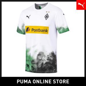 プーマ PUMA BMG SS ホーム レプリカシャツ メンズ サッカー ボルシアMG ユニフォーム...