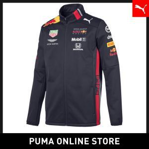 プーマ PUMA AMRBR チーム ソフトシェル メンズ レッドブル アウター トラックジャケット 2019年春夏 19SS|puma