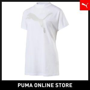 プーマ PUMA EVOSTRIPE SS Tシャツ レディース トップス 半袖Tシャツ 2018年春夏|puma