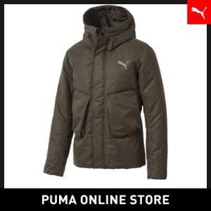 プーマ PUMA フーデッドダウンジャケット メンズ ダウンジャケット 2018年秋冬|puma