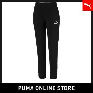 プーマ PUMA ESS スウェットパンツ レディース トレーニングパンツ