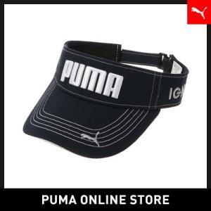 プーマ PUMA ゴルフ ツアーバイザー【メンズ ゴルフ 帽...