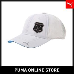 プーマ PUMA ゴルフ パンチングキャップ【メンズ ゴルフ...