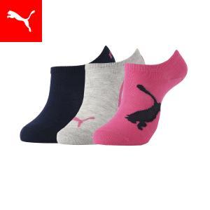 プーマ PUMA  キッズ ライフスタイル スニーカー 3P キッズ 靴下 ソックス|puma