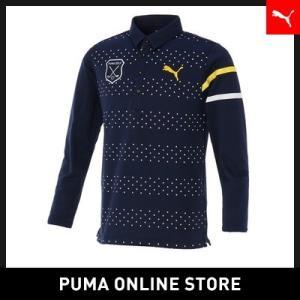 プーマ PUMA ゴルフ GOLF LS ポロシャツ【メンズ...